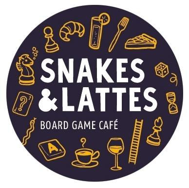 Snakes & Lattes Logo